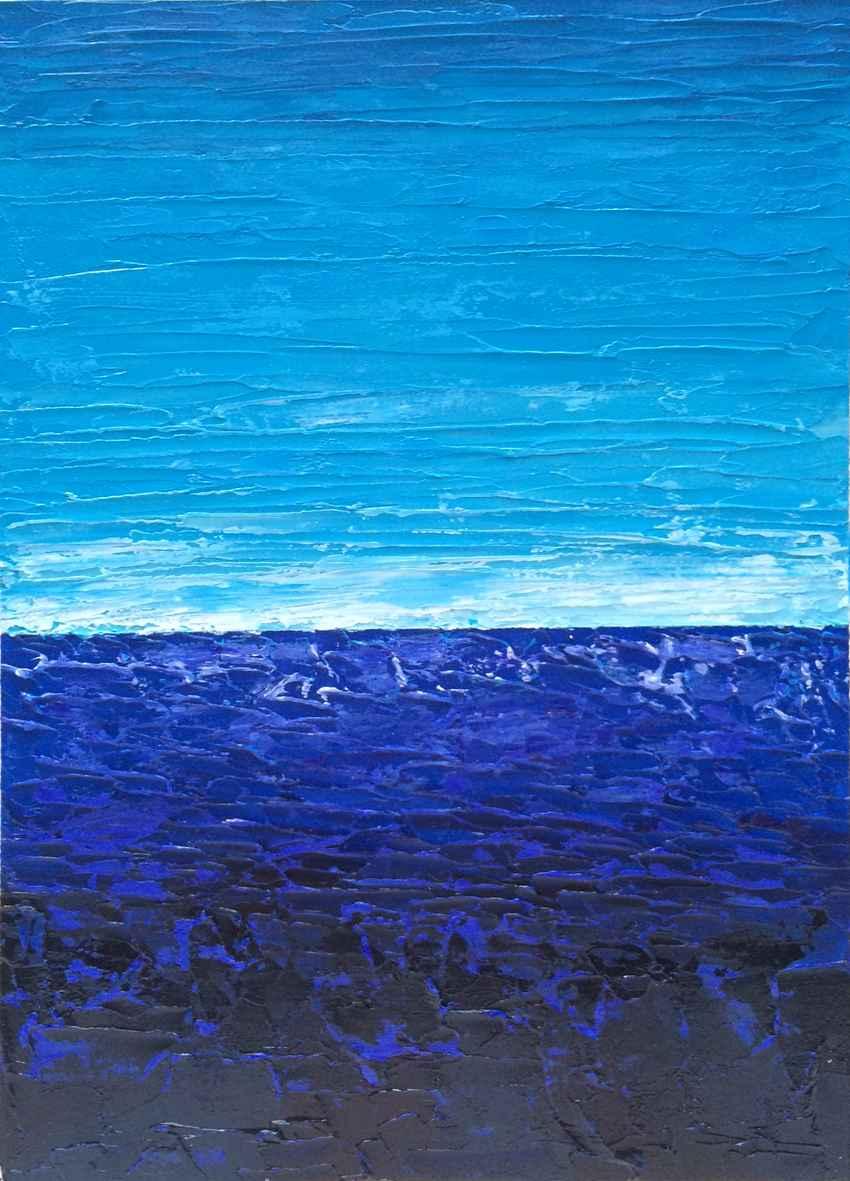 Paradise blue II