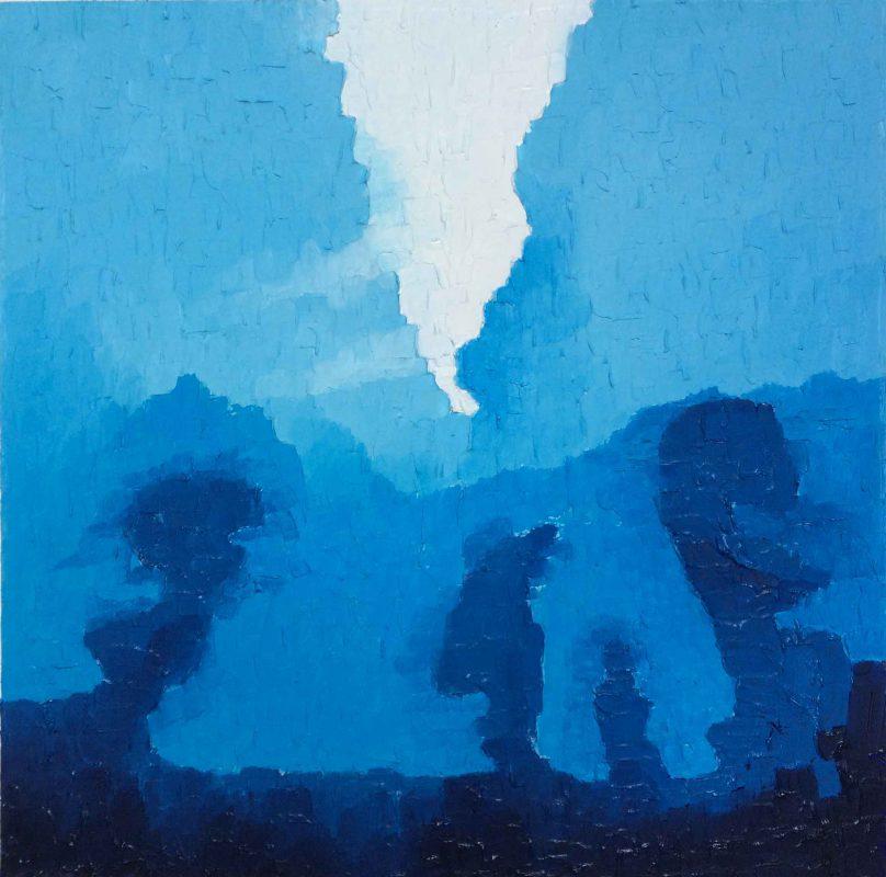 Deep Blue Secrets - The Ice