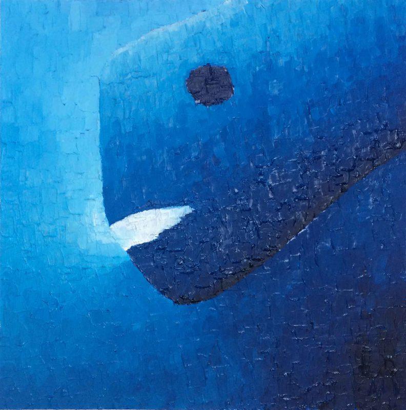 Deep Blue Secrets - The Thing